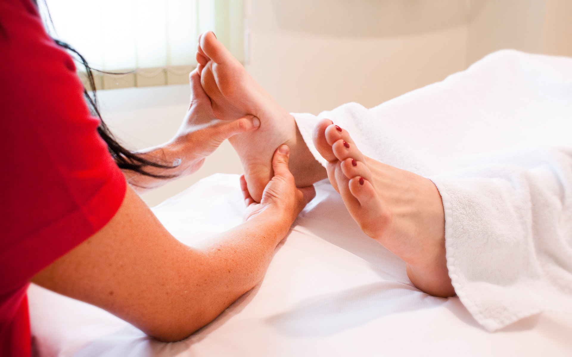 Massage-Fachpraxis Zingerle in Kaprun